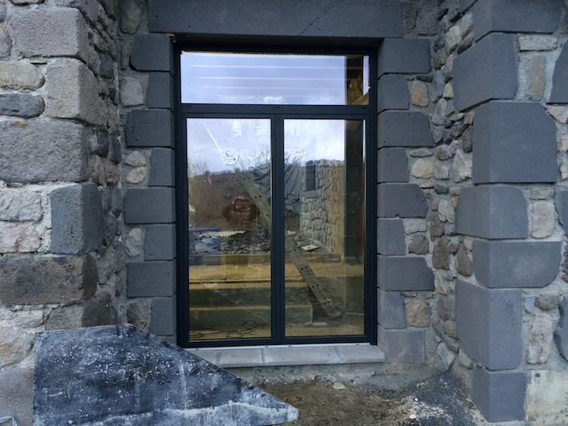 fenêtre alu moderne